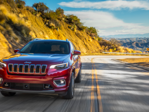 43 A 2020 Jeep Cherokee Limited Spesification