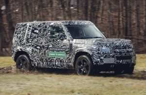 43 A 2020 Land Rover Road Rover Rumors