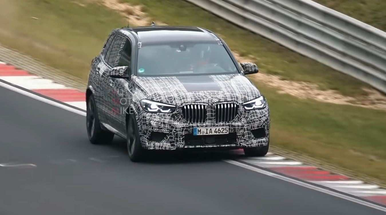 43 A BMW X5M 2020 Ratings