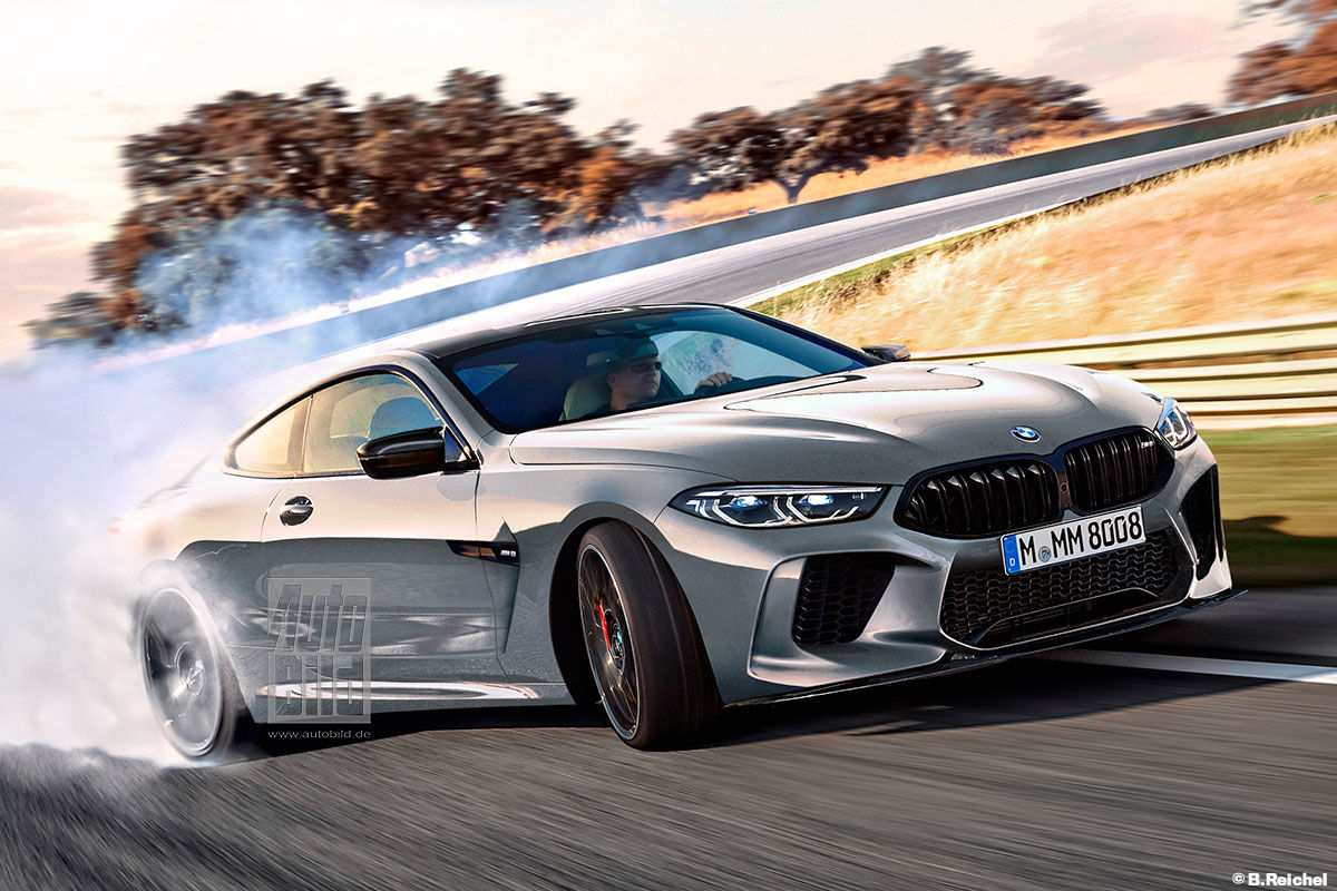 43 A Bmw M 2020 Pictures