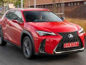 43 A Lexus Ux Hybrid 2020 Release Date and Concept