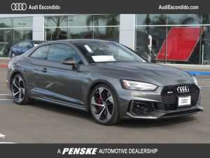 43 A New 2019 Audi Rs5 Specs and Review