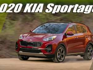 43 A New Kia Sportage 2020 Youtube Review and Release date