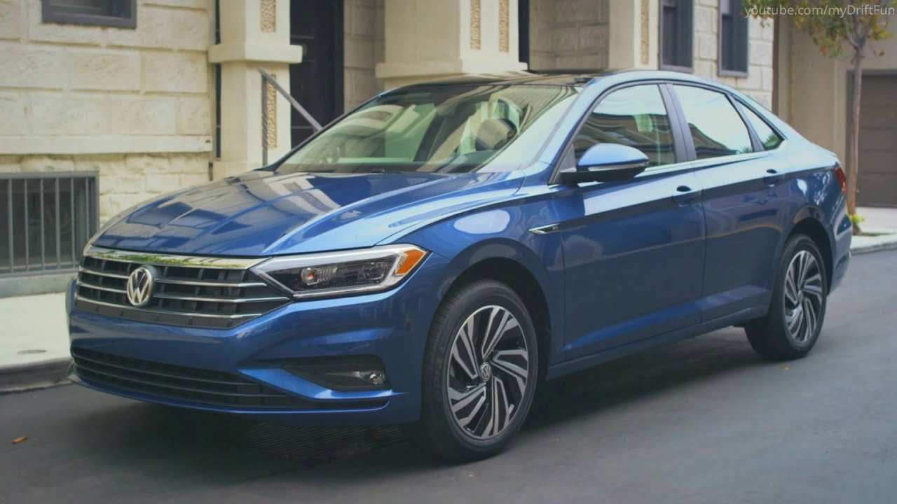 43 A Volkswagen Jetta 2019 India Review