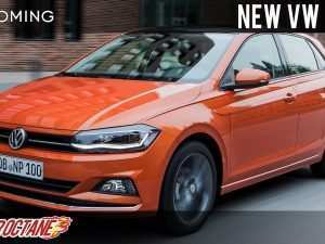 43 A Volkswagen Polo 2019 India Launch Picture