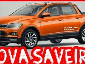 43 A Volkswagen Saveiro 2020 Research New