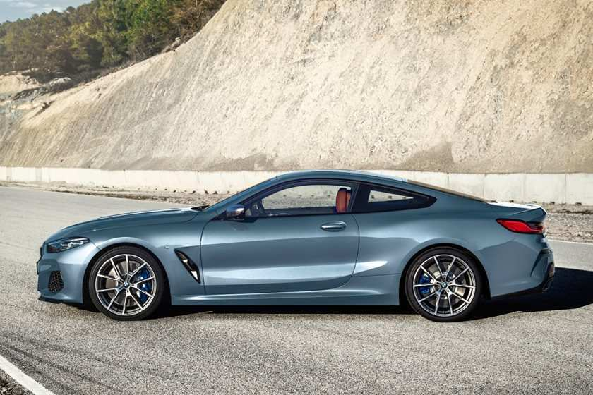 43 All New 2019 Bmw 8 Series Review Speed Test