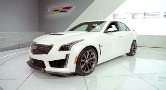 43 All New 2019 Cadillac Ats Redesign Engine