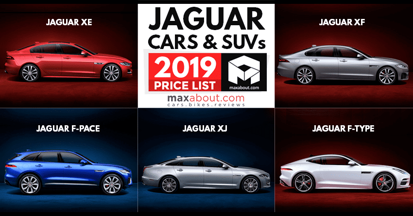 43 All New 2019 Jaguar Lineup Concept And Review