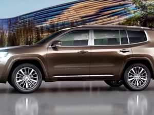 43 All New 2019 Jeep 3Rd Row Exterior and Interior