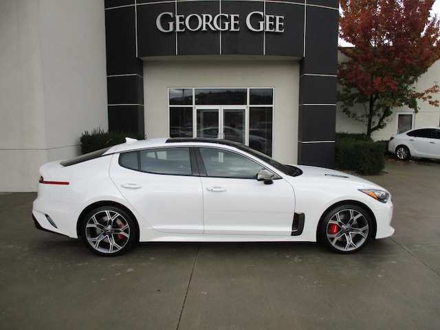 43 All New 2019 Kia Stinger Gt2 Review And Release Date