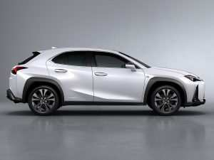 43 All New 2019 Lexus Ux Price Canada Review
