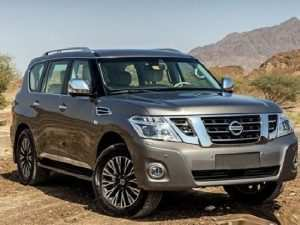 43 All New 2019 Nissan Patrol Diesel New Review