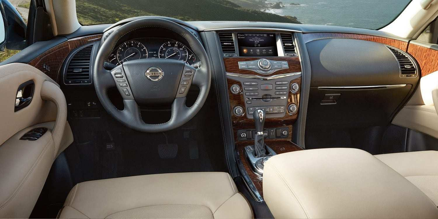 43 All New 2019 Nissan Titan Interior Prices