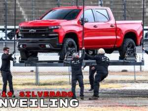 43 All New 2019 Silverado Unveil Redesign and Review