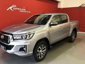 43 All New 2019 Toyota Double Cab New Model and Performance