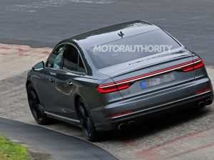 43 All New 2020 Audi A8 V8 Review and Release date