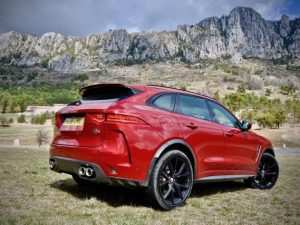 43 All New 2020 Jaguar F Pace Svr Wallpaper