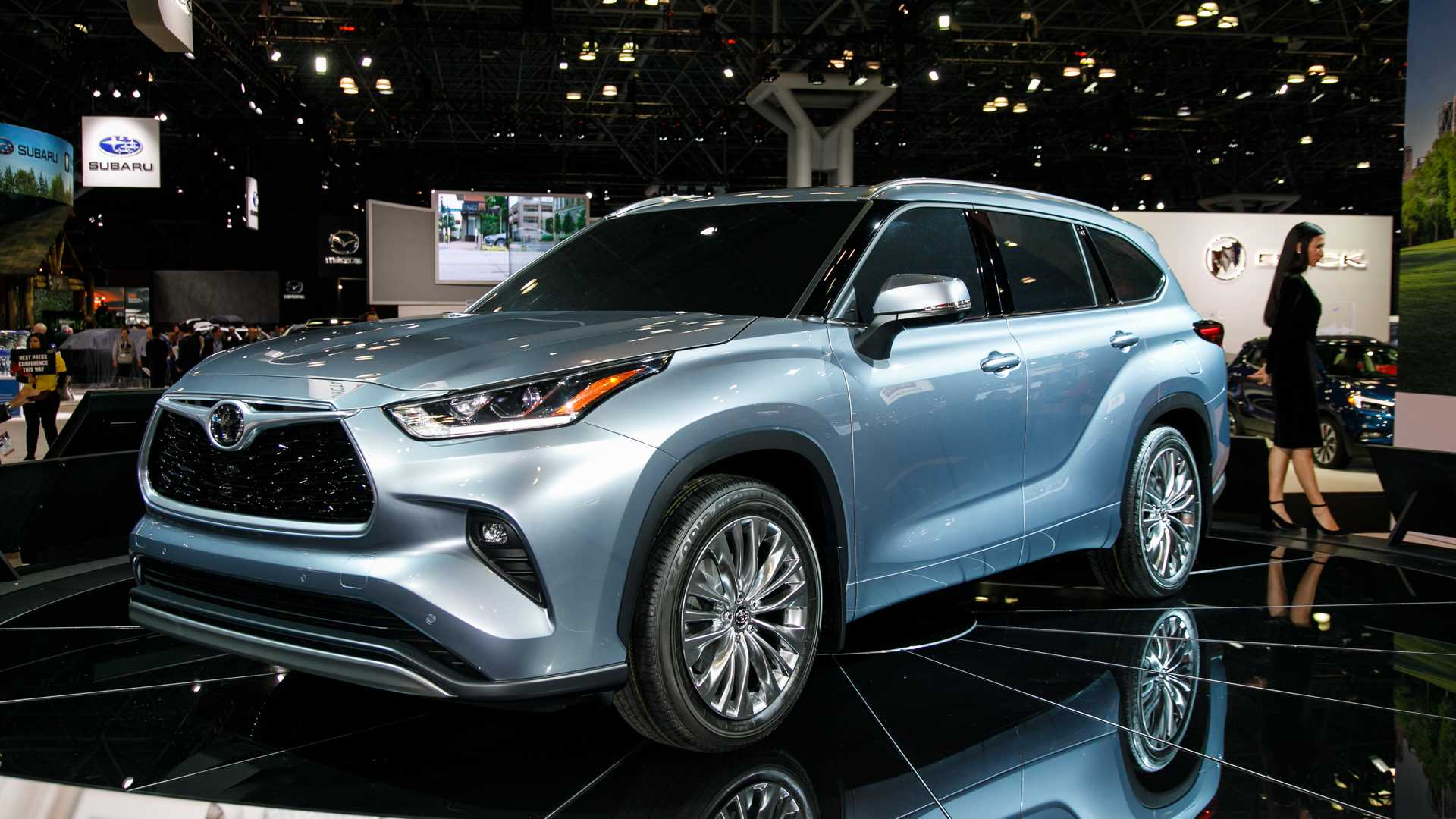 43 All New 2020 Toyota Kluger Style