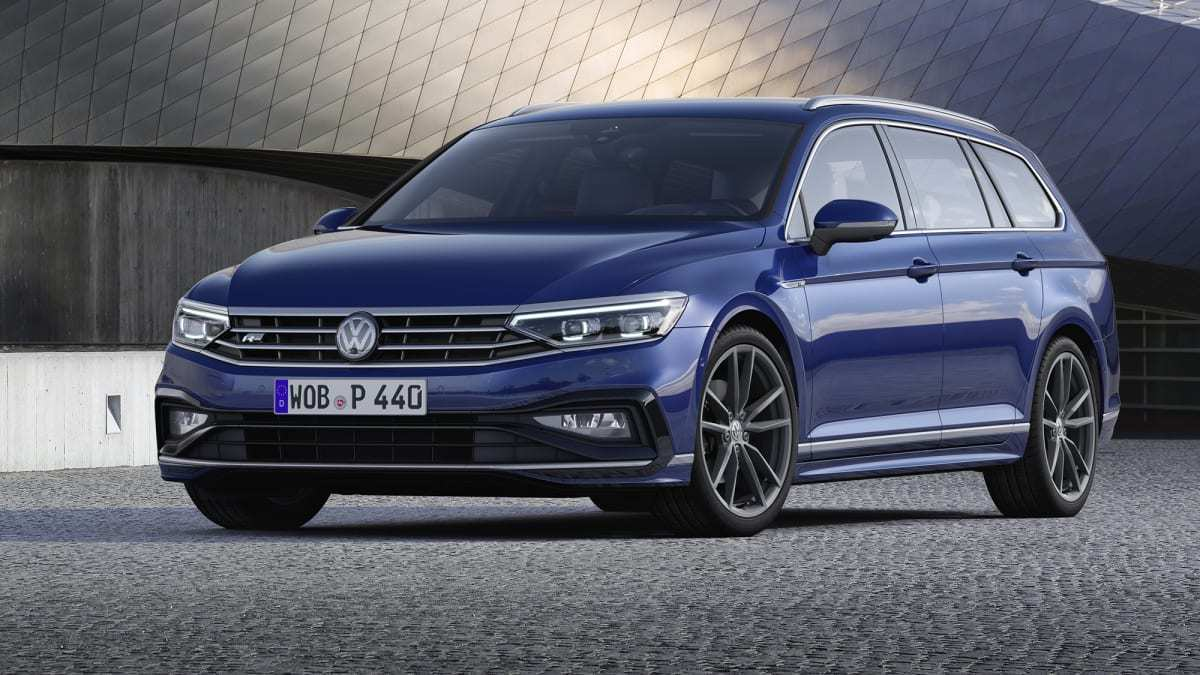 43 All New 2020 Volkswagen Passat Wagon Release Date And Concept