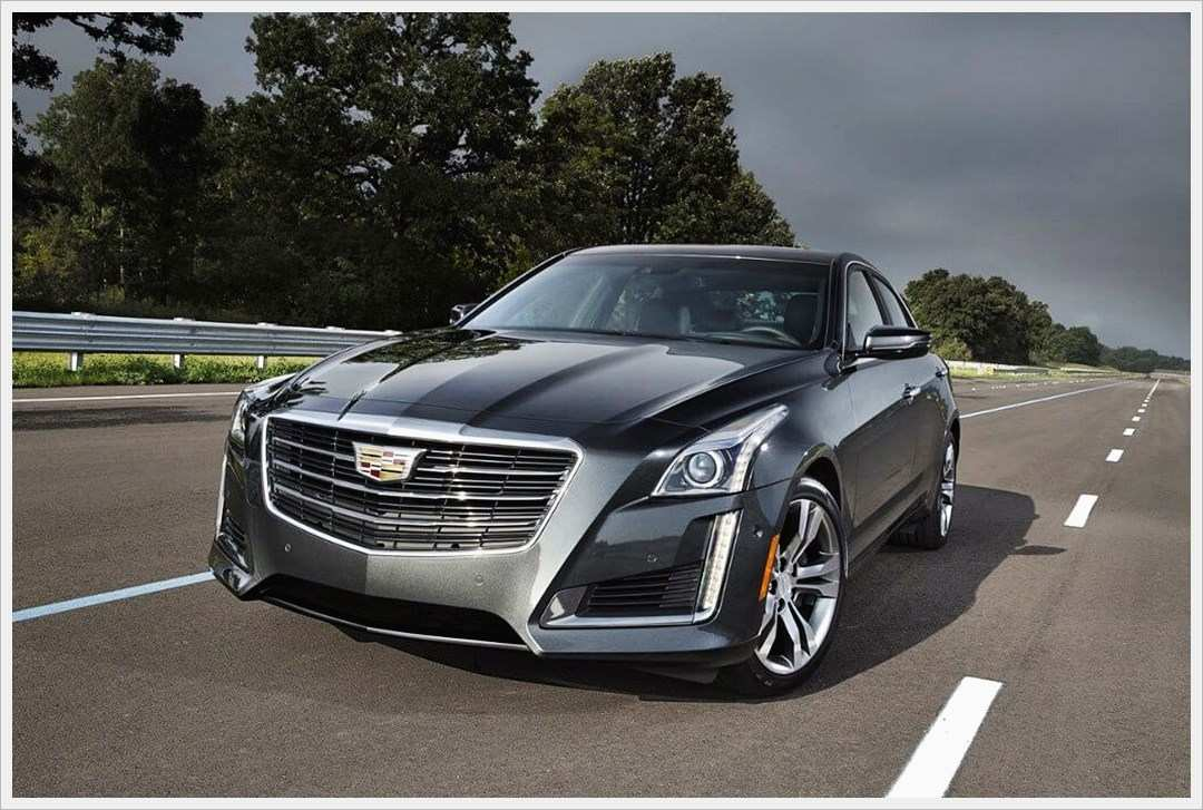 43 All New Cadillac Ct8 2020 Price And Release Date