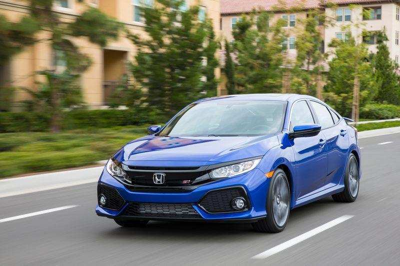 43 All New Honda Si 2020 Picture