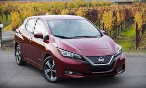 43 All New Nissan Leaf 2020 Uk Redesign