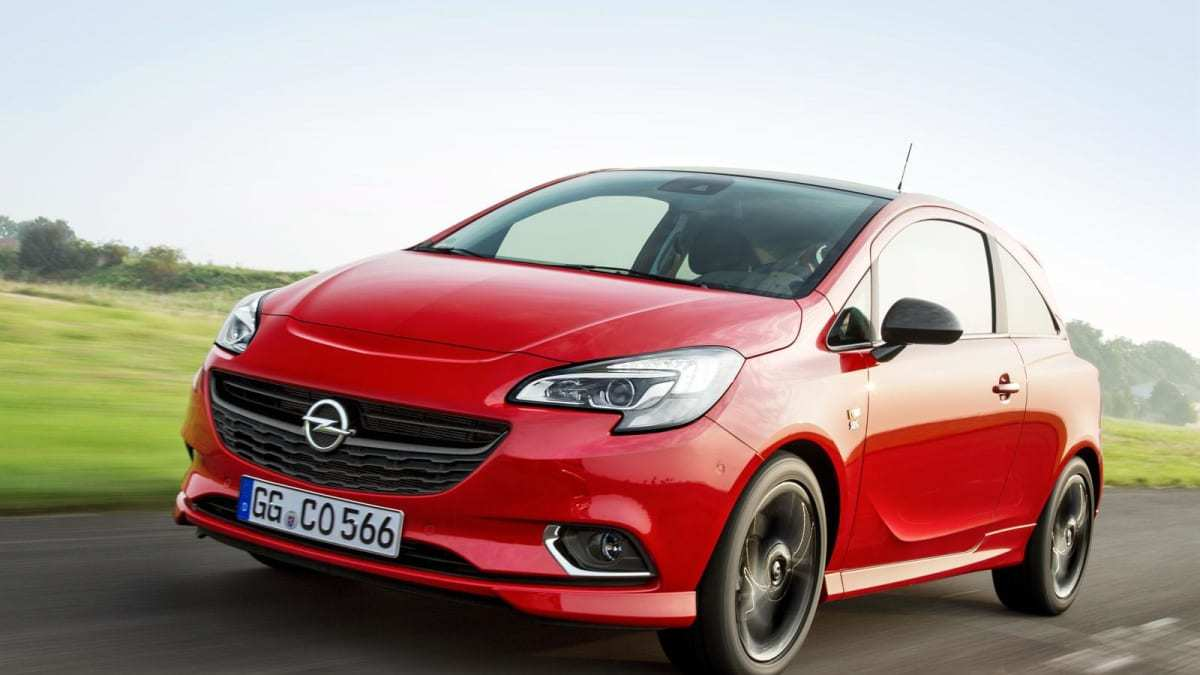 43 All New Opel Will Launch Corsa Ev In 2020 Release Date and Concept