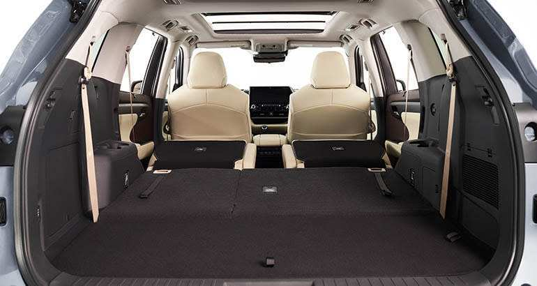 43 All New Toyota Kluger 2020 Interior Performance and New Engine