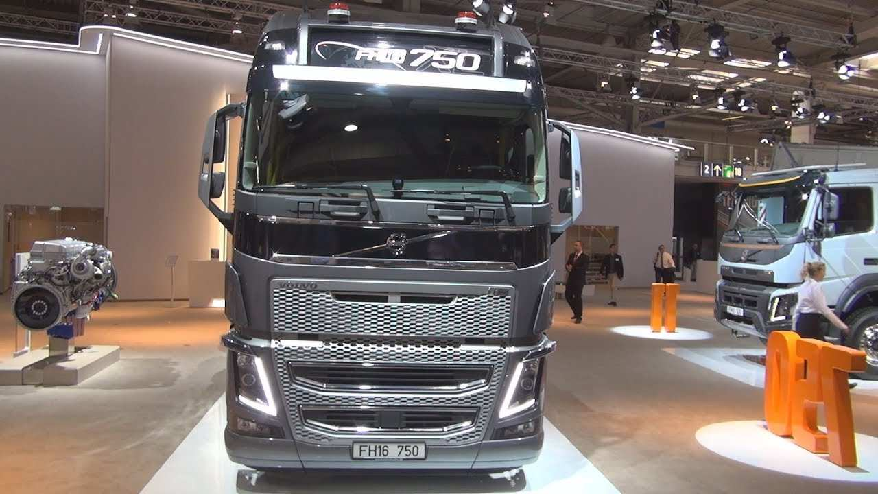 43 All New Volvo Fh16 2020 Speed Test