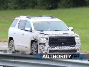 43 All New When Will 2020 Gmc Acadia Be Available Exterior and Interior