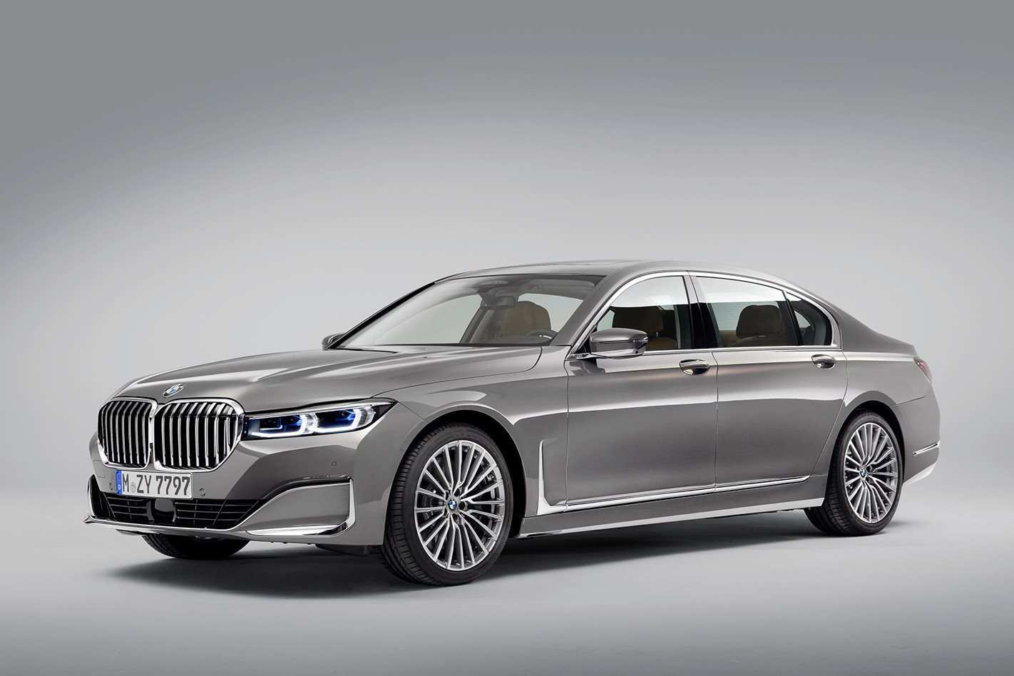 43 Best 2019 Bmw 7 Series Changes Release