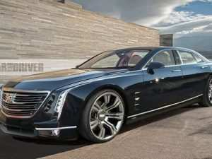43 Best 2019 Cadillac Flagship Price Design and Review