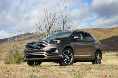43 Best 2019 Ford Edge Performance and New Engine
