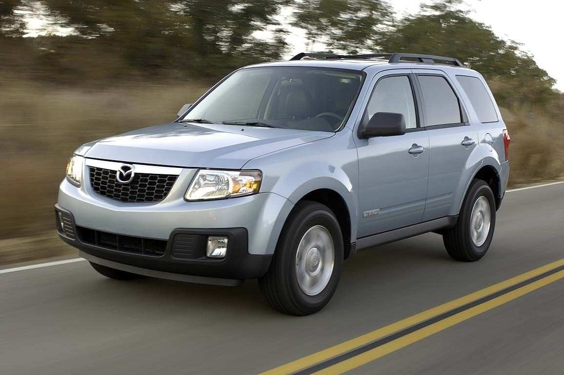 43 Best 2019 Mazda Tribute Release Date And Concept