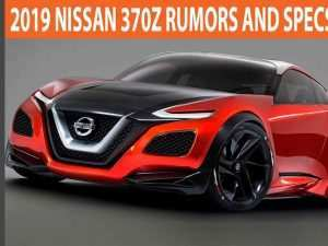 43 Best 2019 Nissan Z370 Exterior and Interior