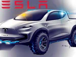 43 Best 2019 Tesla Pickup Research New