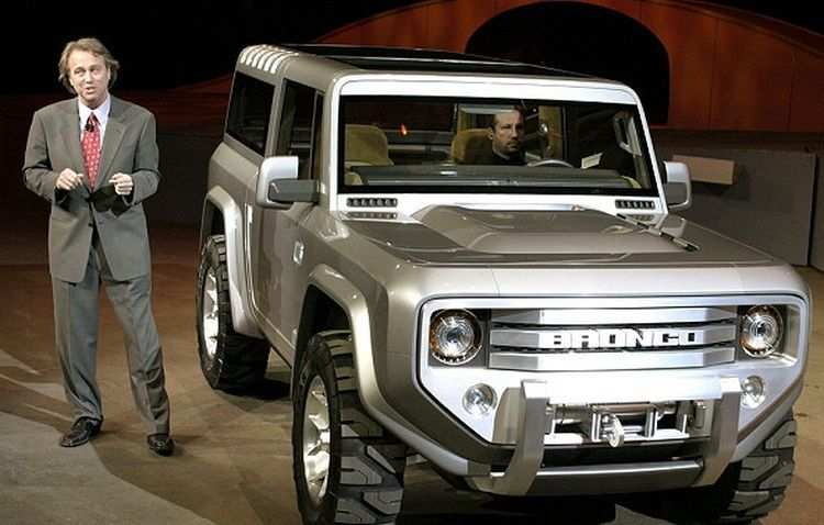 43 Best 2020 Ford Bronco Auto Show New Model And Performance