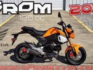43 Best 2020 Honda Grom Engine
