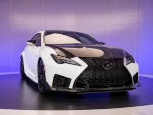 43 Best 2020 Lexus Rc F Track Edition 0 60 Research New
