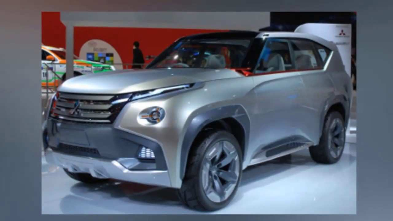 43 Best 2020 Mitsubishi Pajero Sport Facelift New Model And Performance