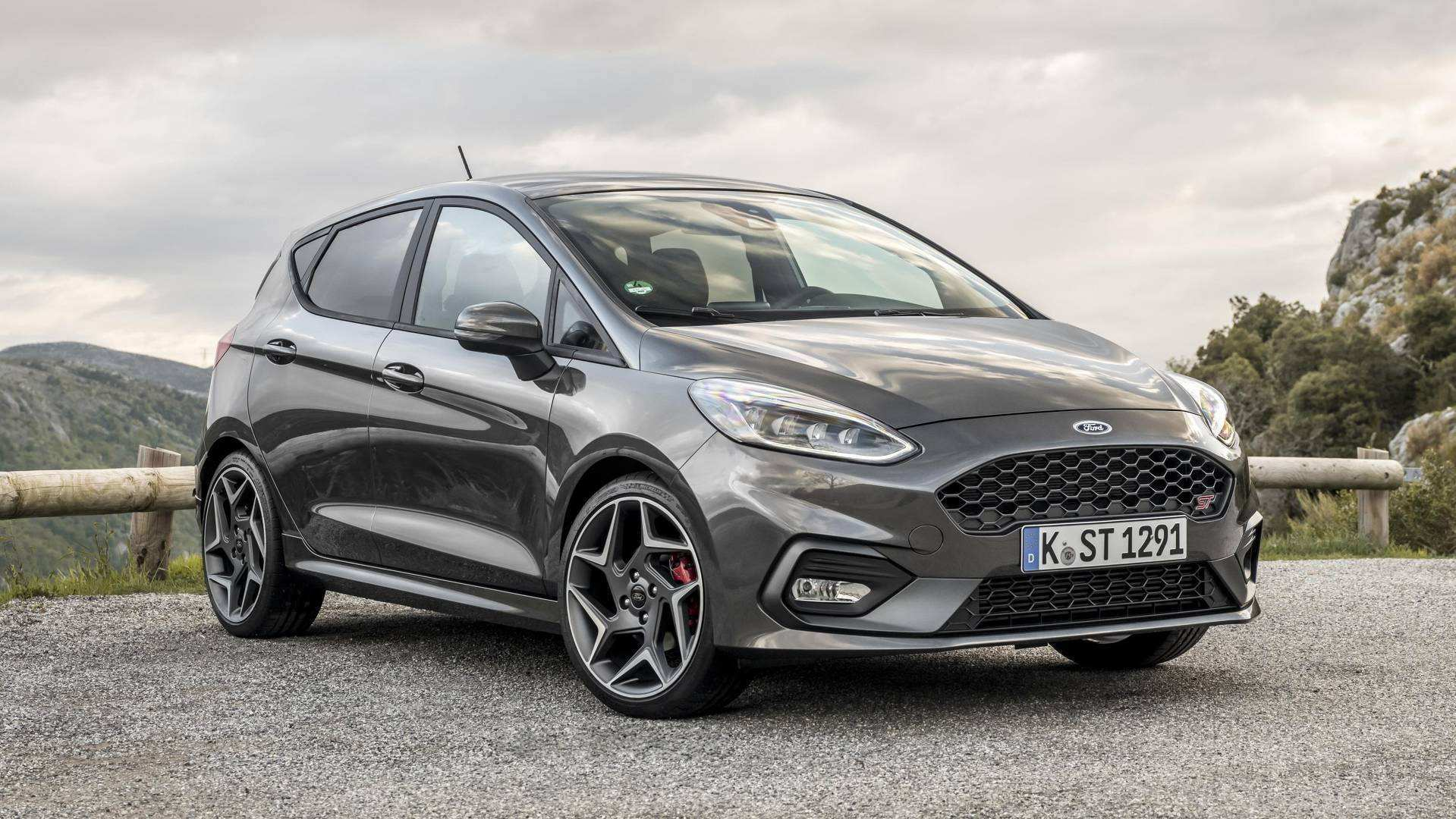 43 Best Ford Fiesta 2020 Wallpaper