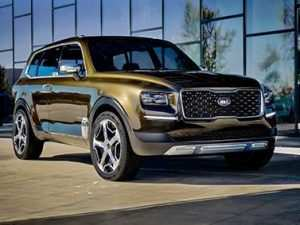 43 Best Kia Mohave 2020 Redesign and Concept