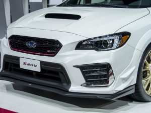 43 Best Subaru Sti 2020 Horsepower Redesign and Review
