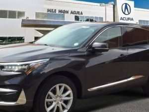 43 Best When Will 2020 Acura Rdx Be Released Redesign and Review