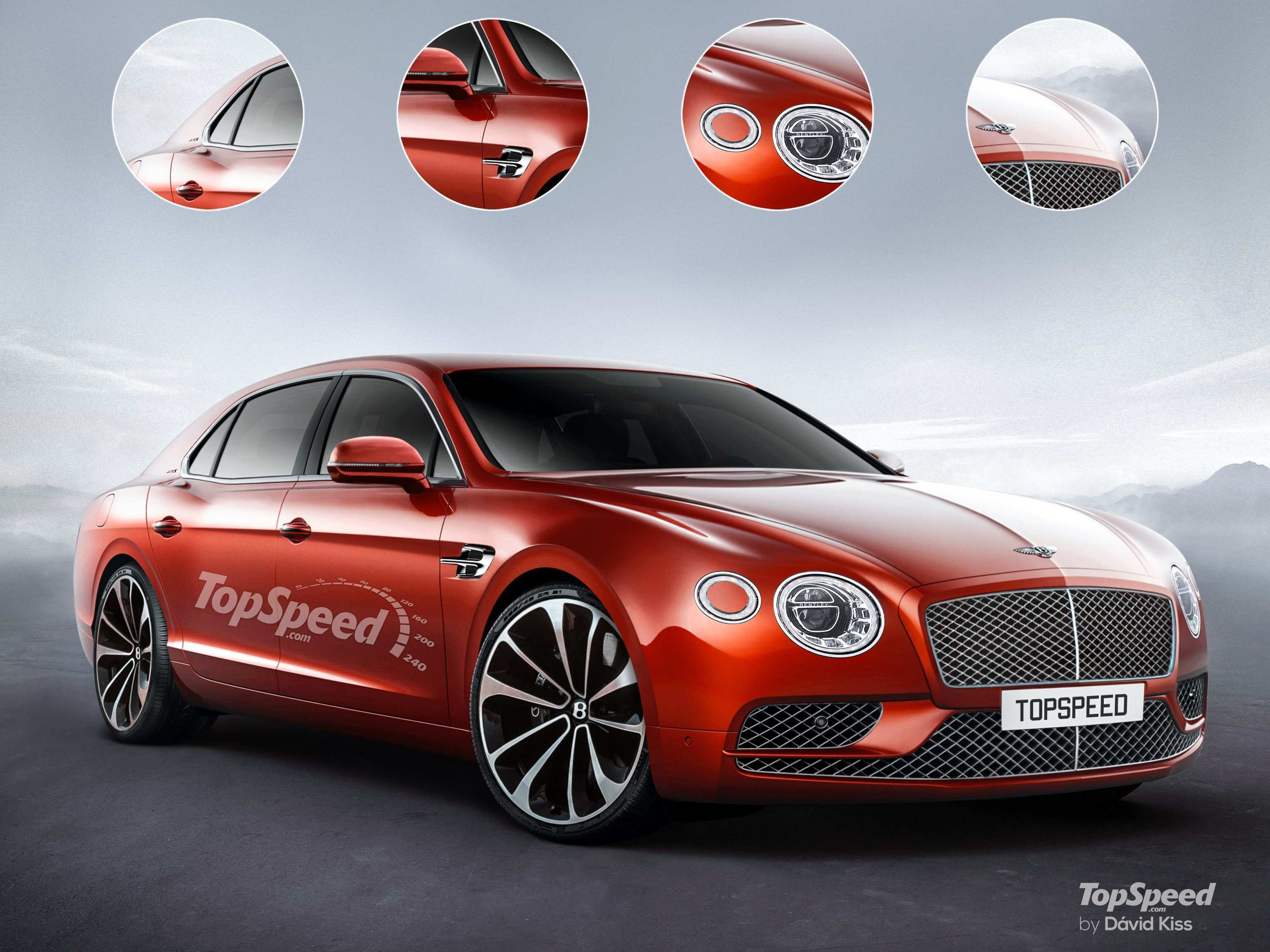 43 New 2019 Bentley Flying Spur Overview
