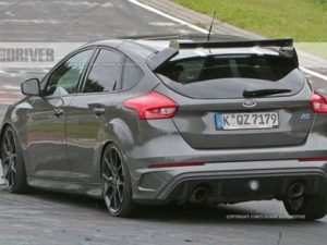43 New 2019 Ford Focus Rs500 Review and Release date