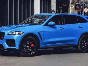 43 New 2019 Jaguar F Pace Svr 2 Price and Release date