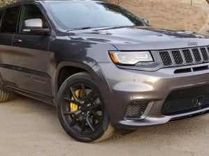 43 New 2019 Jeep Trackhawk Price and Release date