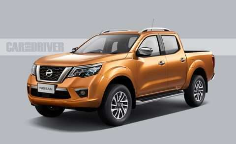 43 New 2019 Nissan Frontier Canada Concept And Review